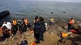 Lesbos feels the strain of refugees and fears they are here to stay