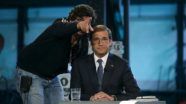 Portugália választ: Pedro Passos Coelho kormányfő portréja