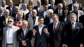 Ciprasz: kivezetjük az országot a válságból
