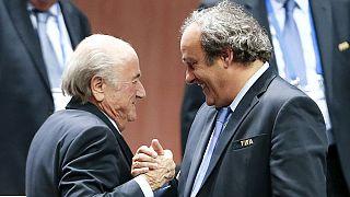FIFA Başkanı Blatter hakkında soruşturma açıldı