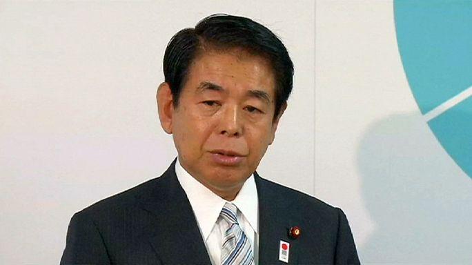 Démission du ministre japonais des sports