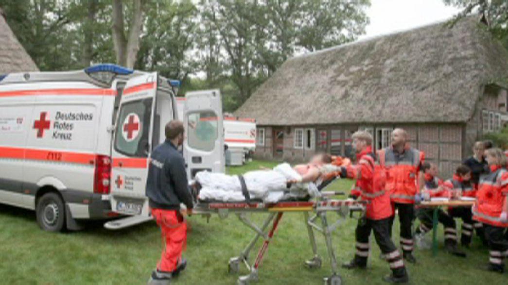 ¿Un experimento tras el caos de la conferencia de medicina alternativa alemana?