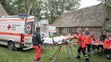 ألمانيا: اصابة 30 شخصا بتسمم المنشطات اثناء جلسة علاج للطب البديل