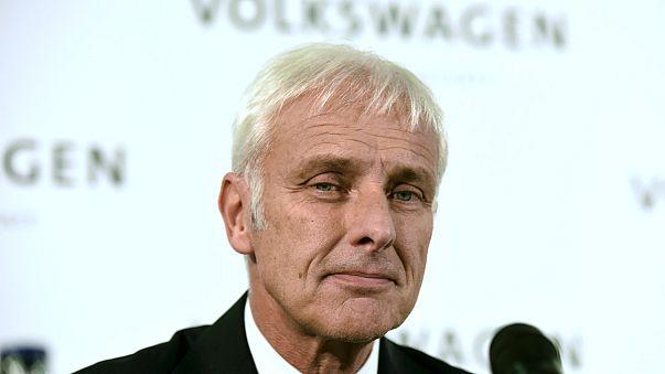 VW'nin yeni patronu Matthias Müller
