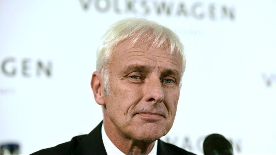 Porsche-Chef Matthias Müller führt künftig den VW-Konzern