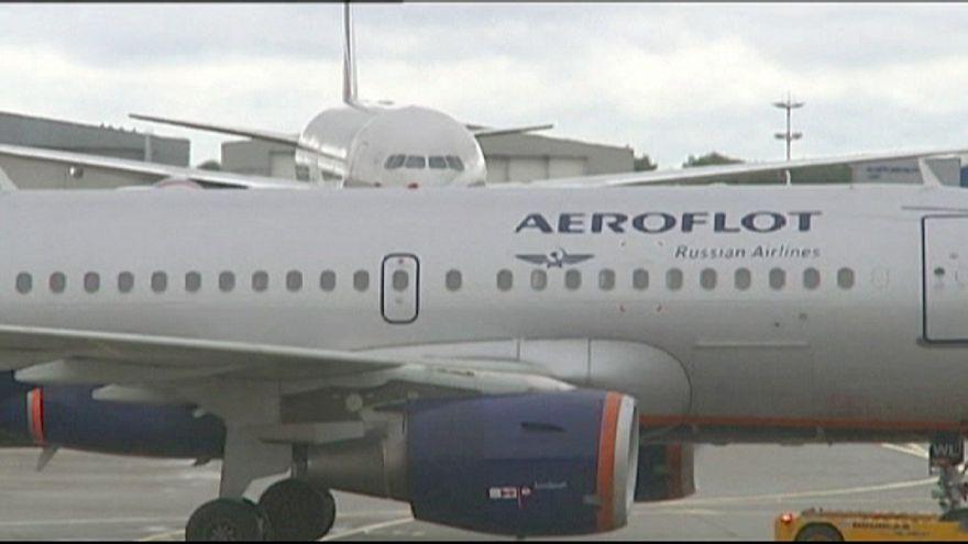 Ukrayna'dan Rus havayolu şirketlerine uçuş yasağı