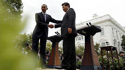 Casa Branca estende passadeira vermelha ao presidente chinês