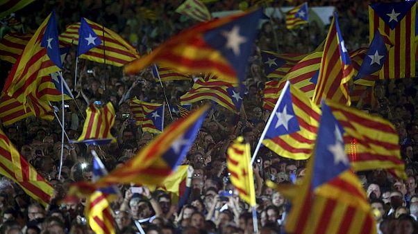 Espagne : fin de la campagne électorale en Catalogne