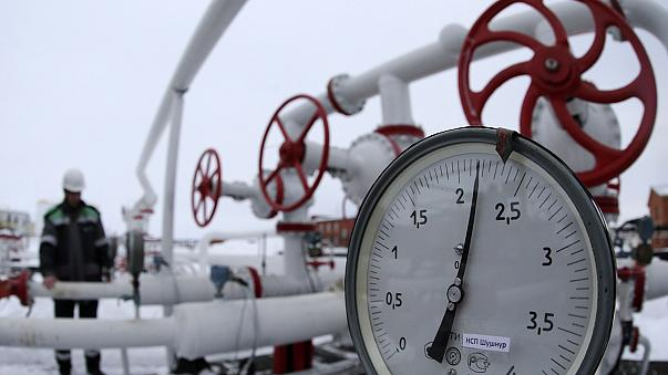 Russia and Ukraine reach deal over gas supplies this winter