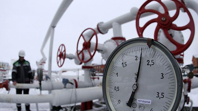 Protocolo de acuerdo entre Rusia y Ucrania para asegurar el suministro de gas durante el invierno
