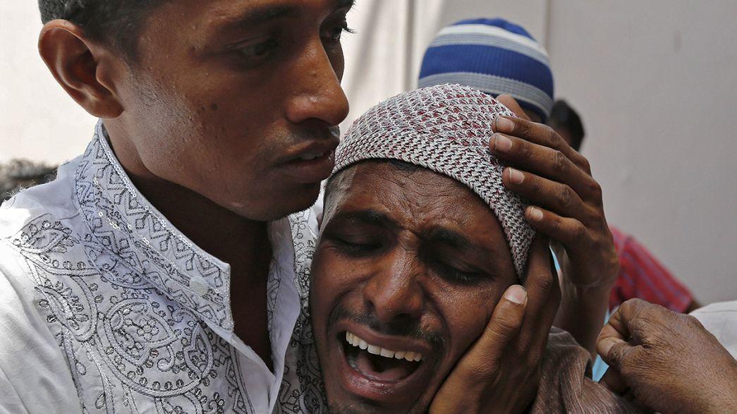 """Höchster saudischer Geistlicher spricht nach Massenpanik von """"Schicksal"""""""
