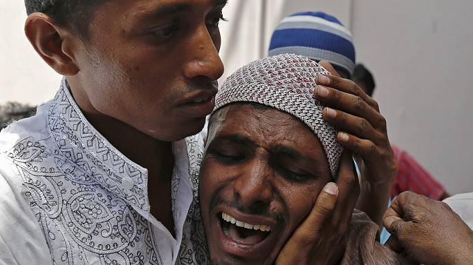 Hajj stampede 'beyond human control', says Saudi Arabia's top cleric