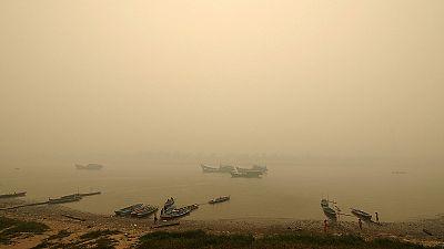 Dicke Luft in Indonesien