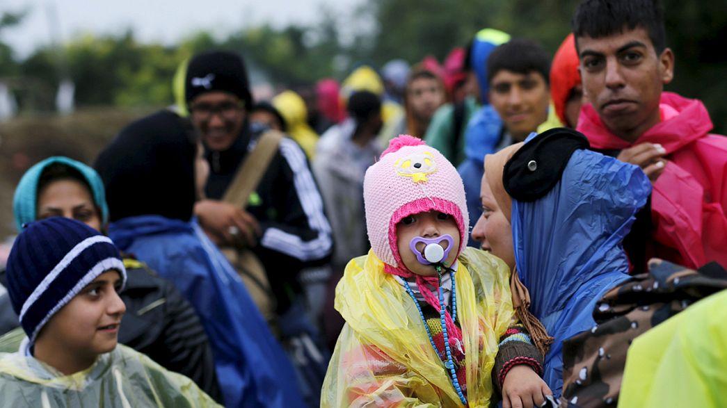 Tensions entre Zagreb, Belgrade et Budapest : nouvelle route migratoire en vue ?