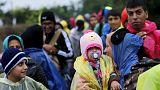 Suriye'den kaçtılar Balkanlarda kayboldular