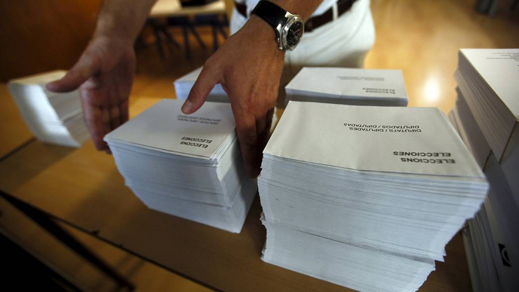 Catalans ready to vote in the Spanish region's parliamentary elections