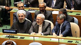 حسن روحانی در سازمان ملل: فصل جدیدی در روابط ایران با جهان آغاز شده است