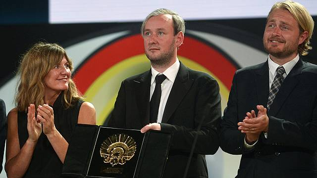 "Icelandic director wins ""Golden Shell"" at San Sebastian film festival"