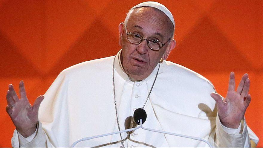 Il Papa a Philadelphia, tra immigrazione, globalità e famiglia