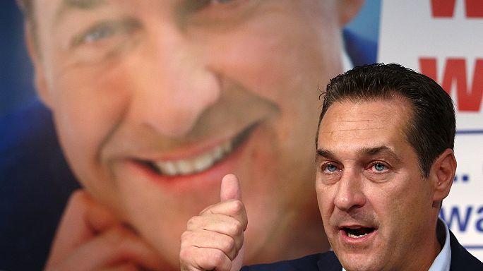 Előretört az osztrák szélsőjobb Felső-Ausztriában is