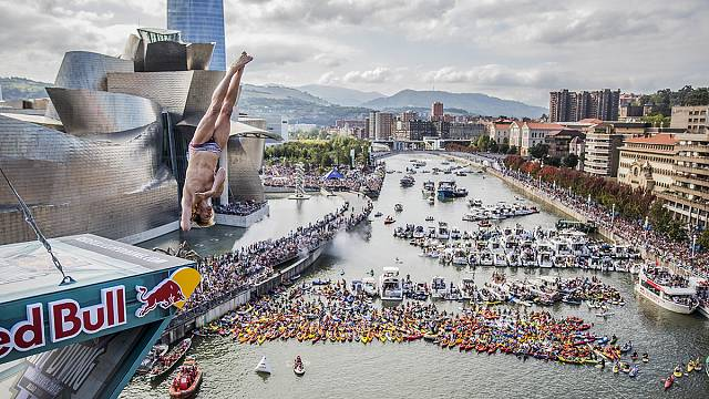Tuffi dai 27 metri: a Bilbao vittoria per LoBue