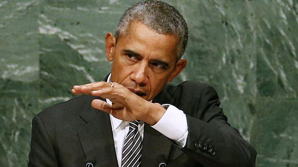 Obama és Putyin a szíriai válságról tárgyal