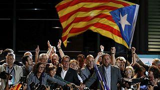 کسب اکثریت پارلمان، استقلال طلبان کاتالونیا را به آینده امیدوار کرد
