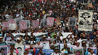 March to mark Mexico's missing