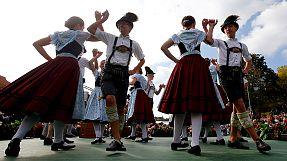 Oktoberfest: tradições da Bavária por entre bandas e cerveja