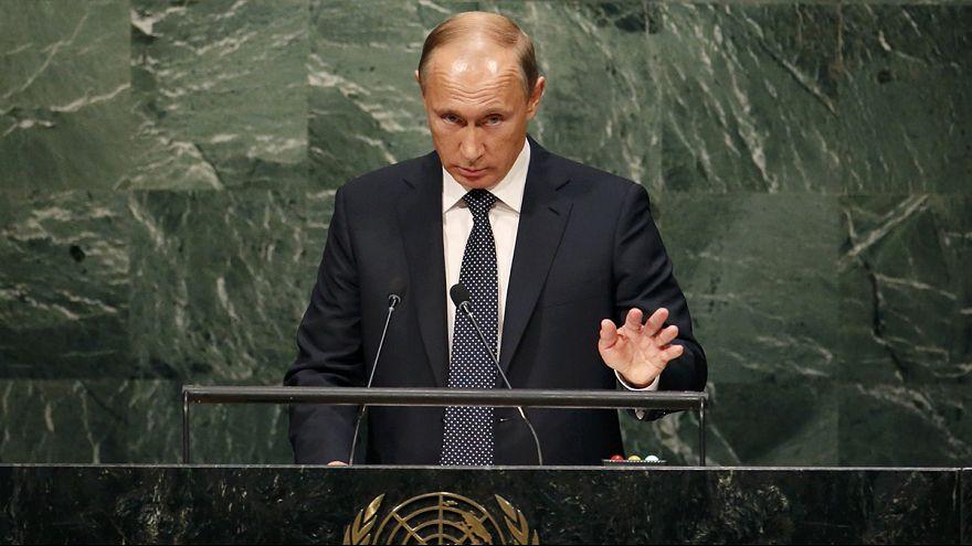 Obama, Putin y Jinping ante la ONU, en directo en Euronews