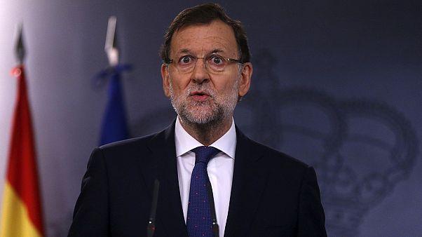 """Rajoy: """"No tenían el respaldo de la ley y ahora tampoco tienen el apoyo de los votos"""""""