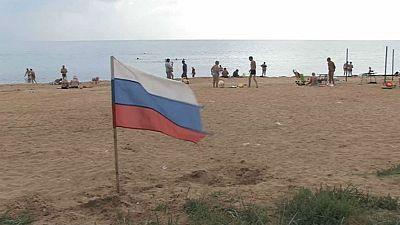 El día a día de los habitantes de Crimea