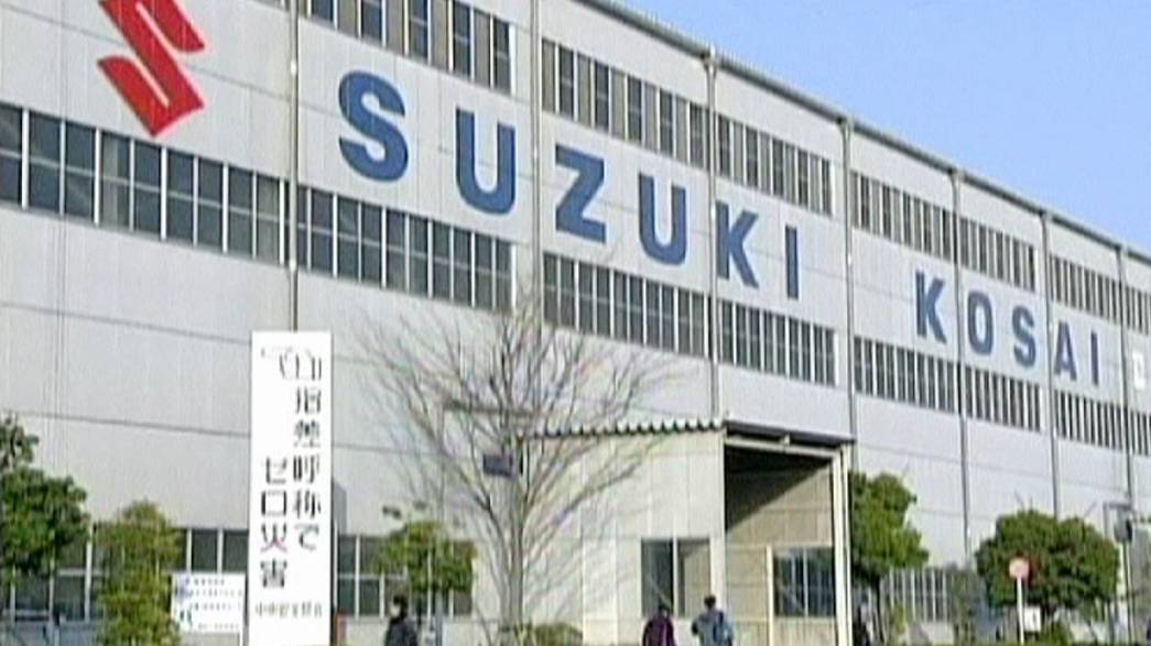 Suzuki to sell its stake in Volkswagen, sealing divorce