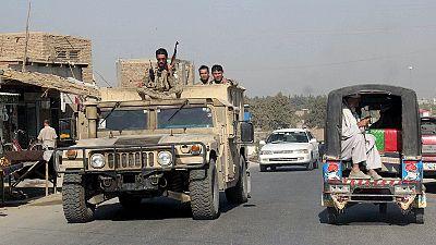 Taliban erobern Teile der afghanischen Stadt Kundus
