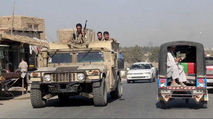 Las milicias talibanes entran en Kunduz