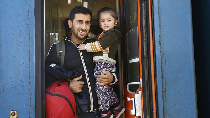 El sector de los transportes y el turismo, víctimas colaterales de la crisis de los refugiados en Hungría