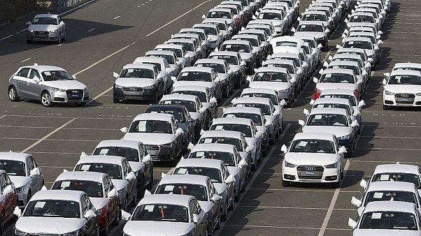تقلب گسترده در صنعت اتوموبیل سازی اروپا
