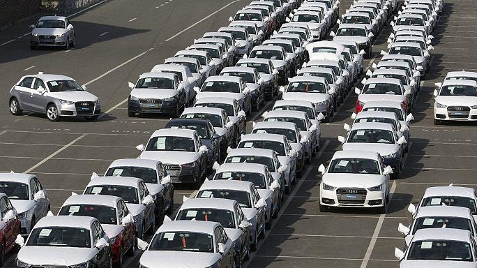 Europe's carmakers 'tricking' drivers on fuel efficiency, new report claims