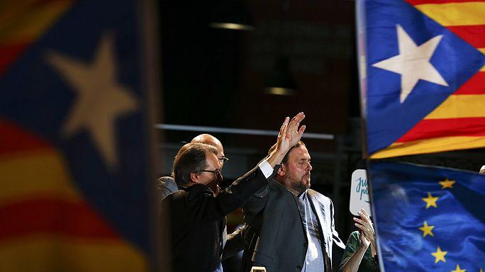 Incertitude politique en Catalogne au lendemain du scrutin régional