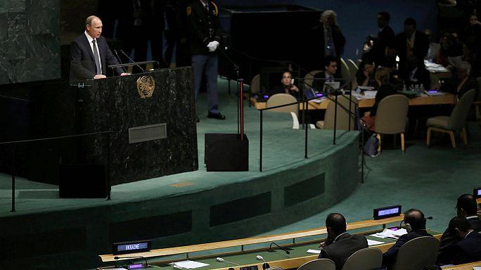 Syrienkrise: Obama bietet Russland und Iran Gespräche an - ohne Assad