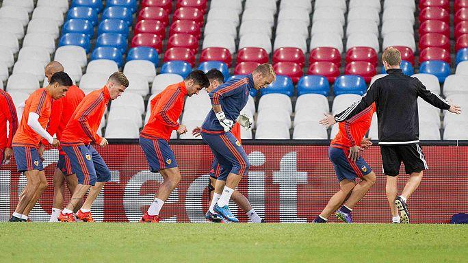 Ligue des champions : le Bayern, le Barça et Lyon sur le pont