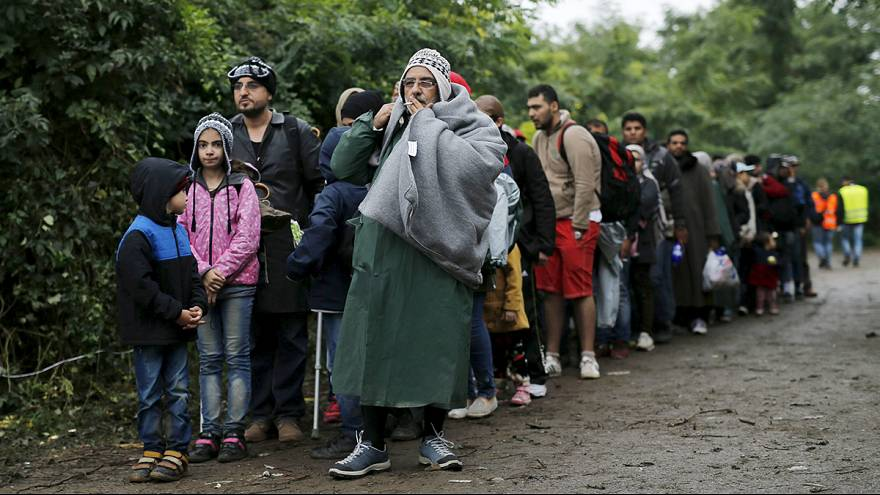 Migrants face growing numbers of challenges