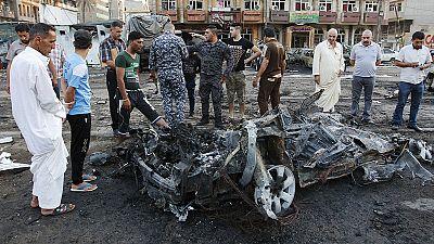 Bagdad: Bombe detoniert in Einkaufsstraße - vier Tote