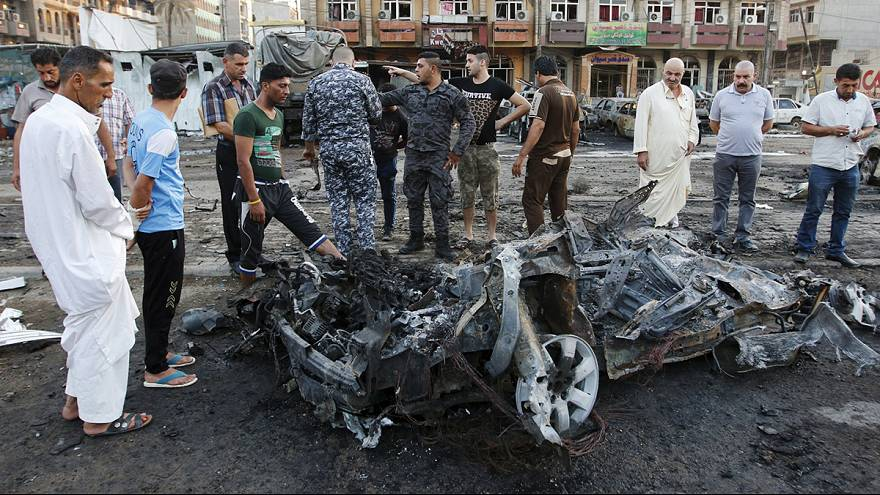 Islamic State militants says it planted deadly Baghdad car bomb