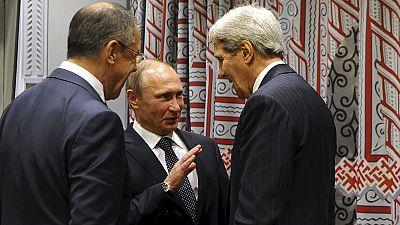 """Síria: Moscovo e Washington continuam longe de """"acertar agulhas"""""""