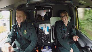 L'ambulance du futur se prépare