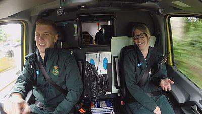 """Salvar vidas com uma """"Ambulância Inteligente"""""""