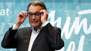 Artur Mas, imputado por la consulta del 9N, comparecerá el 15 de octubre