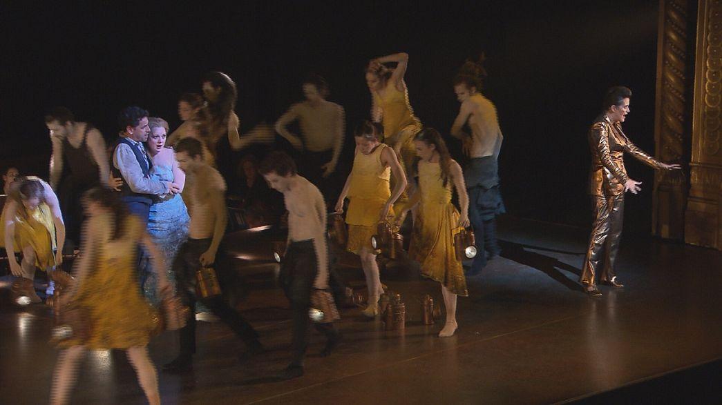 دار الأوبرا الملكية في لندن: التينور خوان دييغو فلوريز يغني بالفرنسية أورفيوس ويوريديس