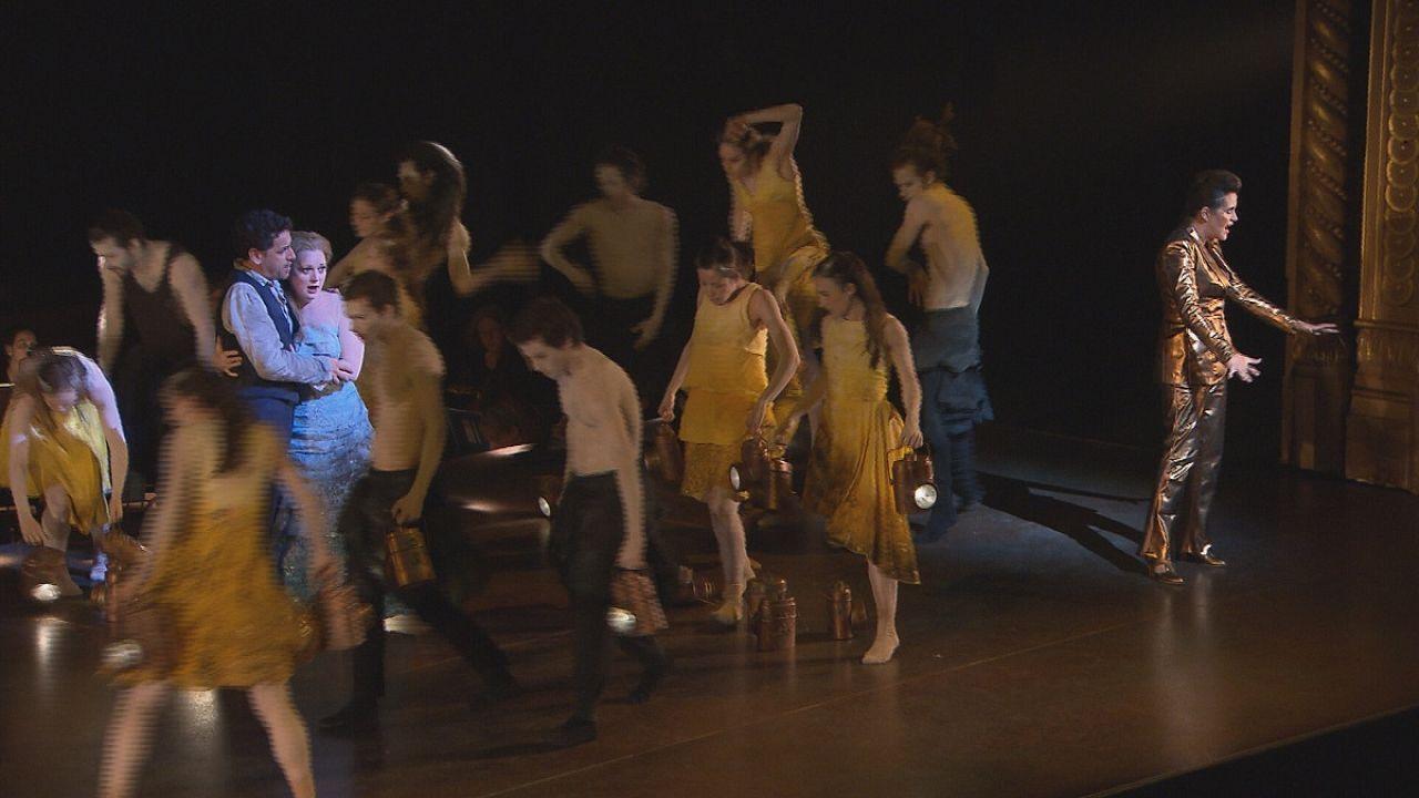 """""""Орфея и Эвридику"""" в Лондоне и спели, и станцевали!"""